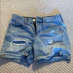 Madewell Jean Shorts